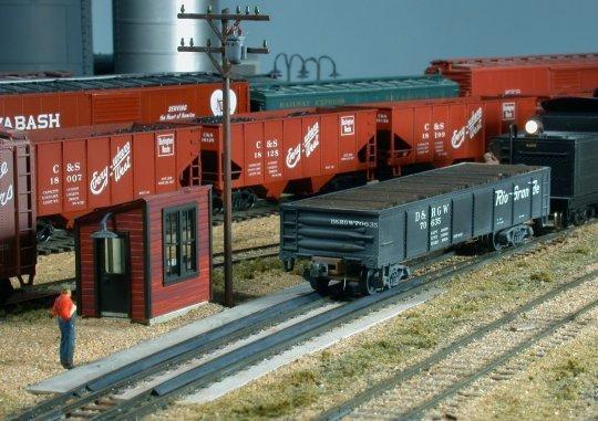 Used Cars Boulder >> Scale track | Model Railroad Hobbyist magazine